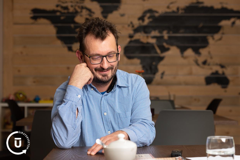 Dénes Ákos - KockaCsoki - Újraterveztem interjú