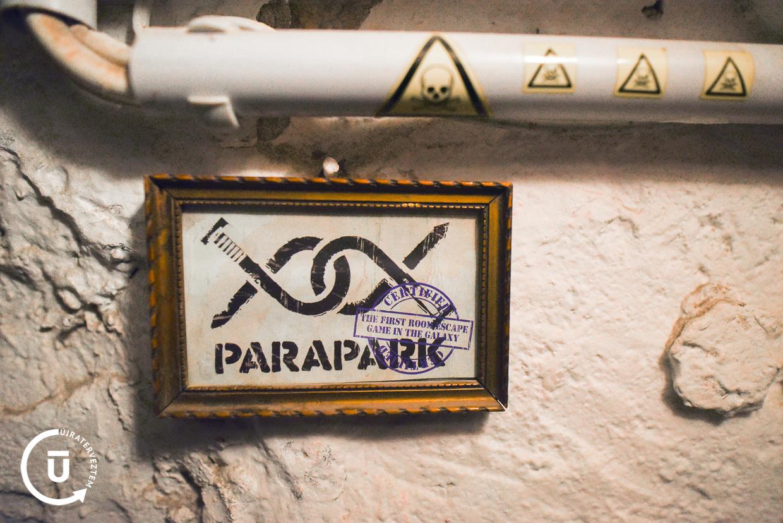 Gyurkovics Attila - Parapark