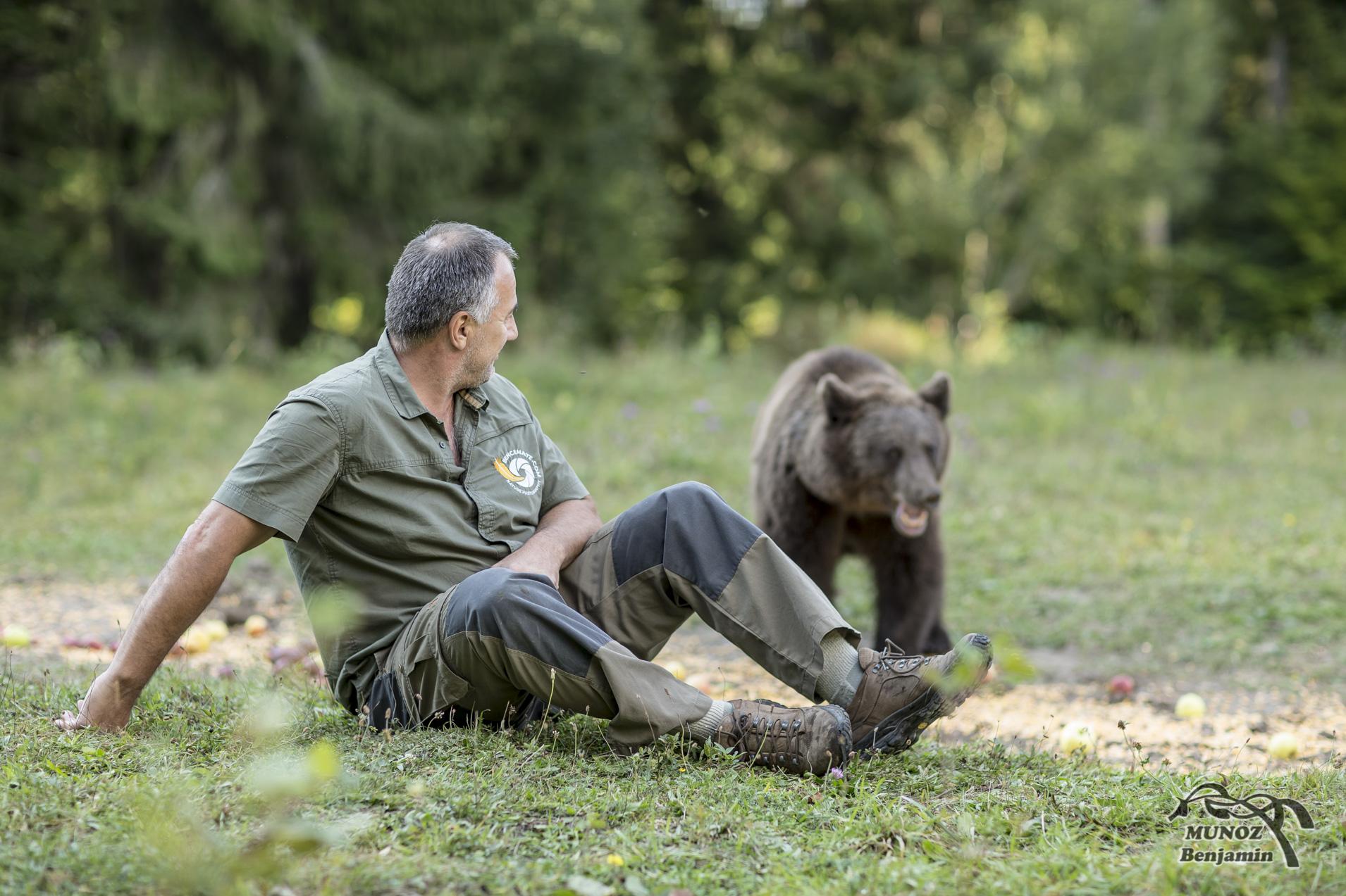 Szin János medvepásztor