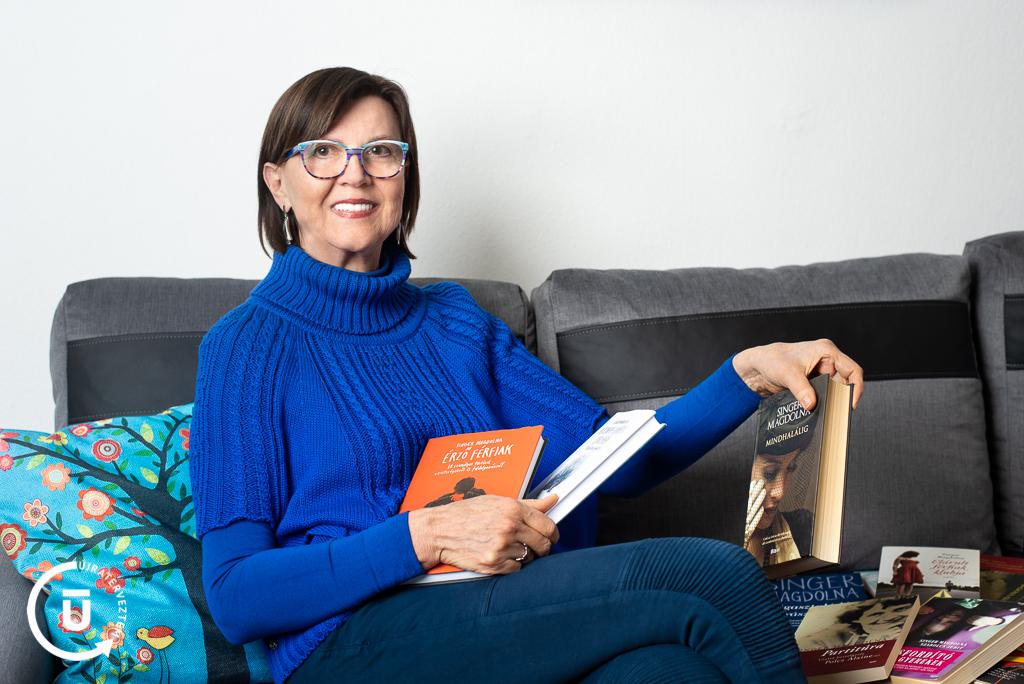 Singer Magdolna gyásztanácsadó